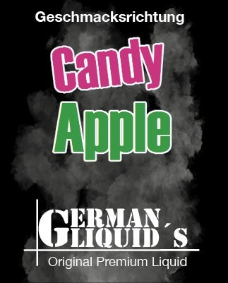 Candy Apple Liquid