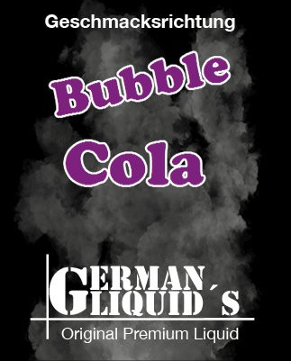 Bubble Cola von German Liquids bei Vapedoo