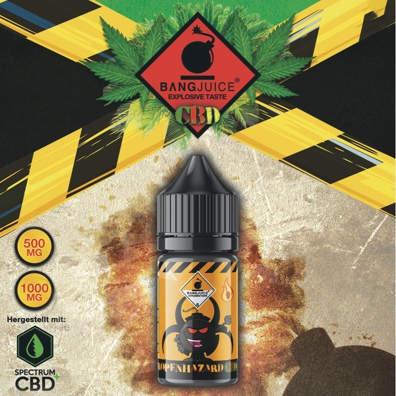 Bang Juice CBD - Tropenhazard