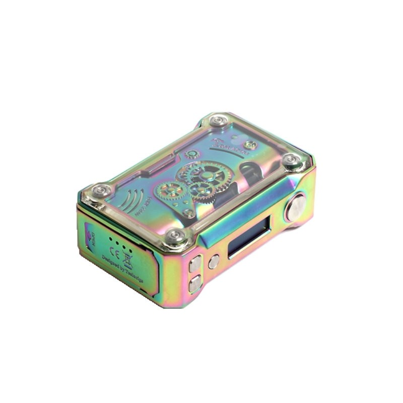 Punk 220W TC Box Mod by Teslacigs