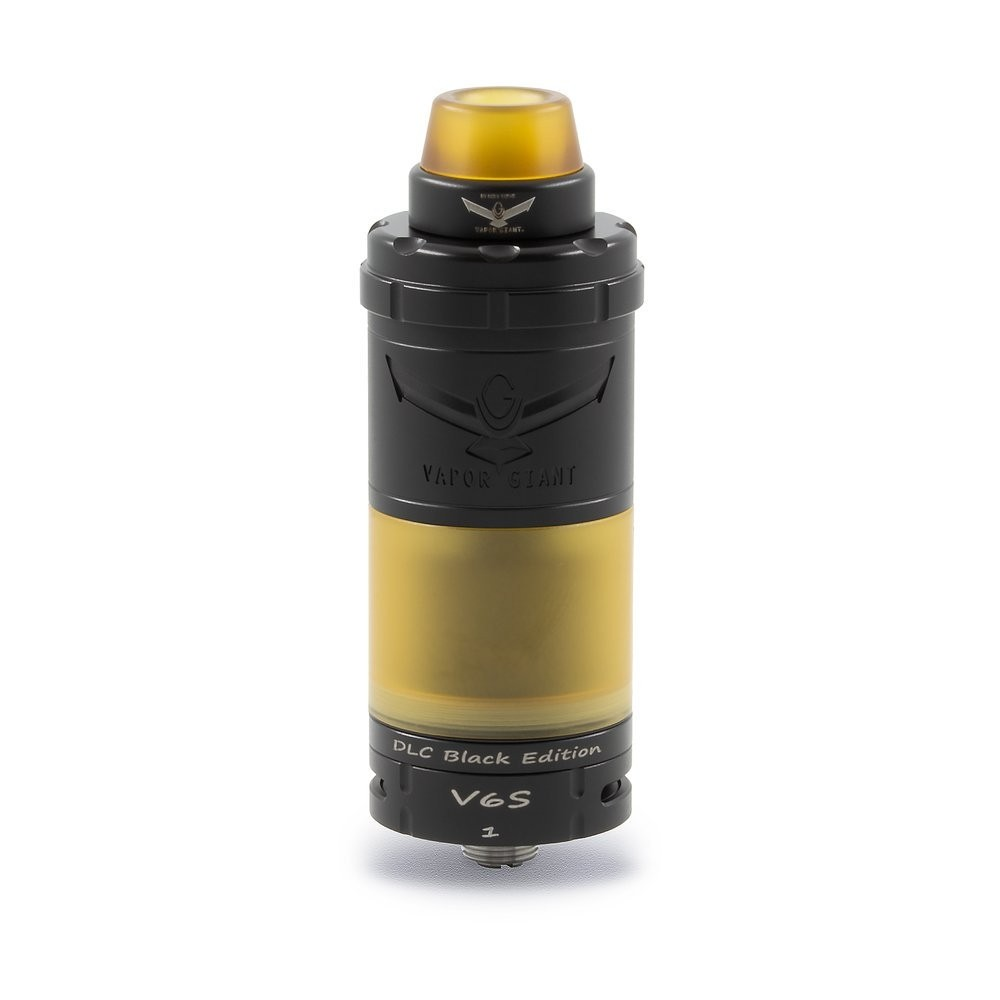 Vapor Giant V6 S DLC Black by Niko Vapor