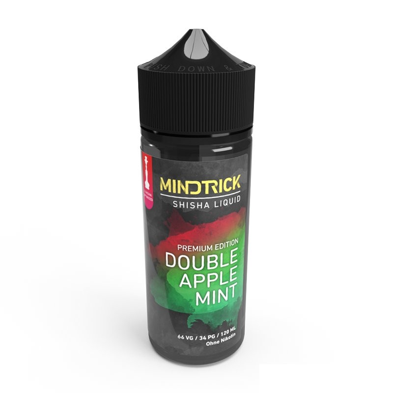 Mindtrick - Premium - Double Apple Mint