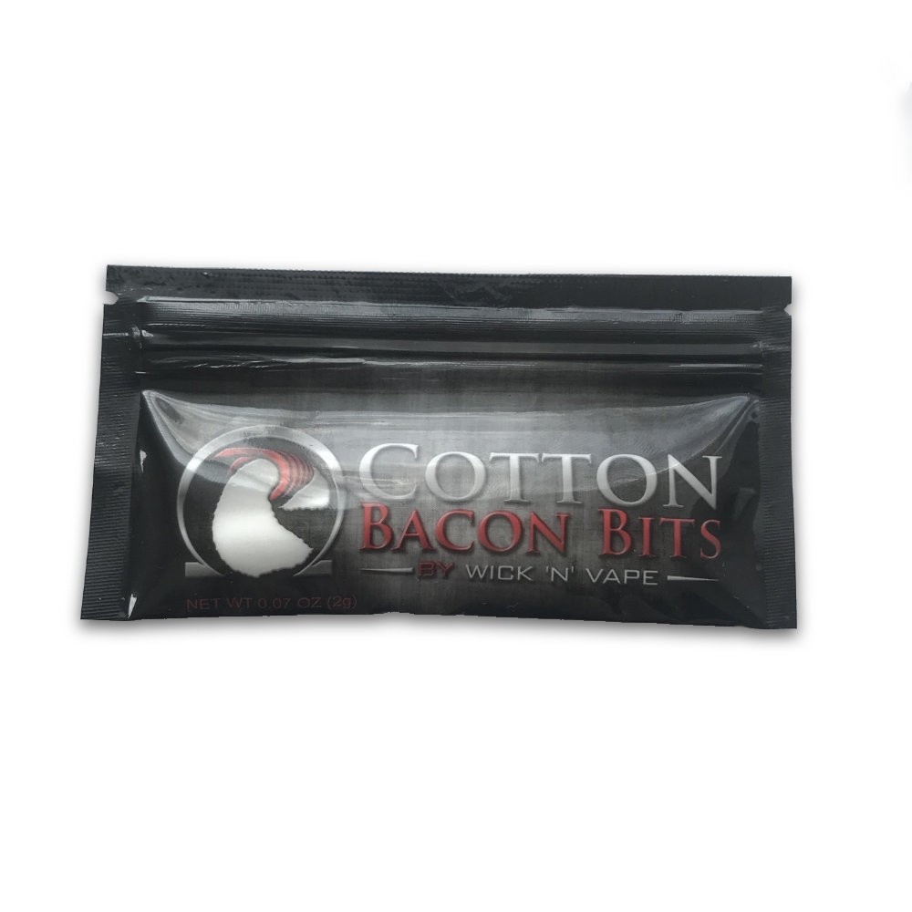 Cotton Bacon Bits V2 by Wick'n'Vape