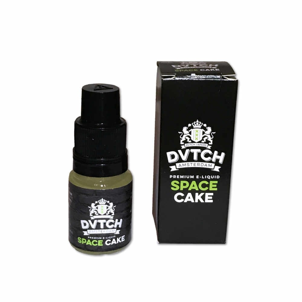 DVTCH Amsterdam Space Cake