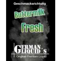 Buttermilk Fresh von GermanLiquids bei Vapedoo.de