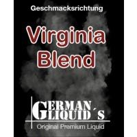 Virginia Blend von GermanLiquids bei Vapedoo.de