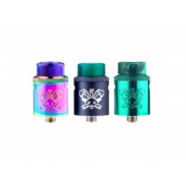 Dead Rabbit SQ 22 RDA mit Resign DripTip