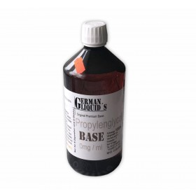 German Liquids Premium Base PG 100% 1 Liter